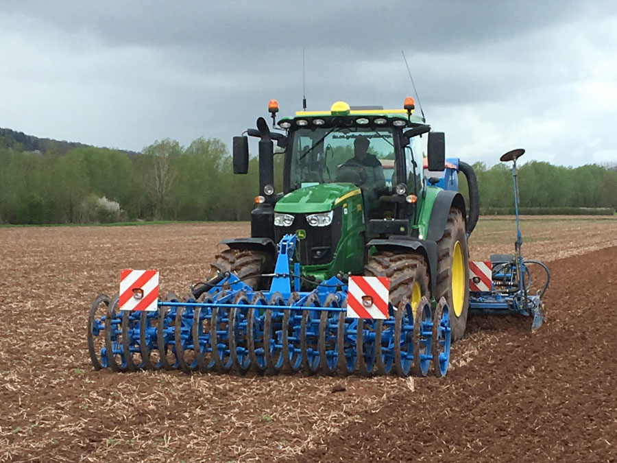 Drilling and Cultivation Herefordshire