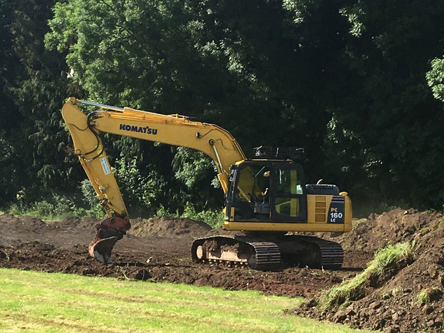 Groundworks and Excavations Herefordshire