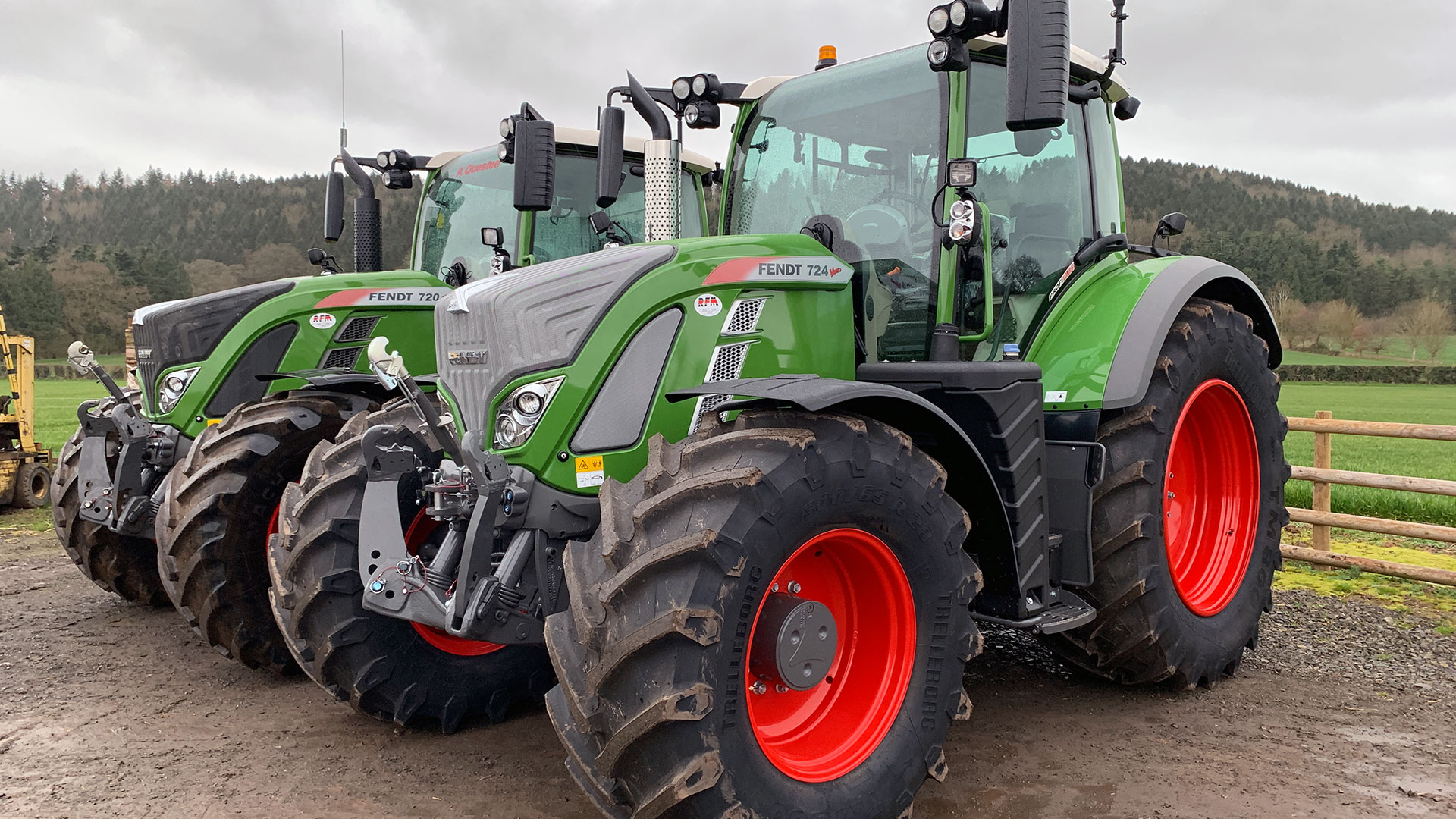 Agricultural Contractor Herefordshire